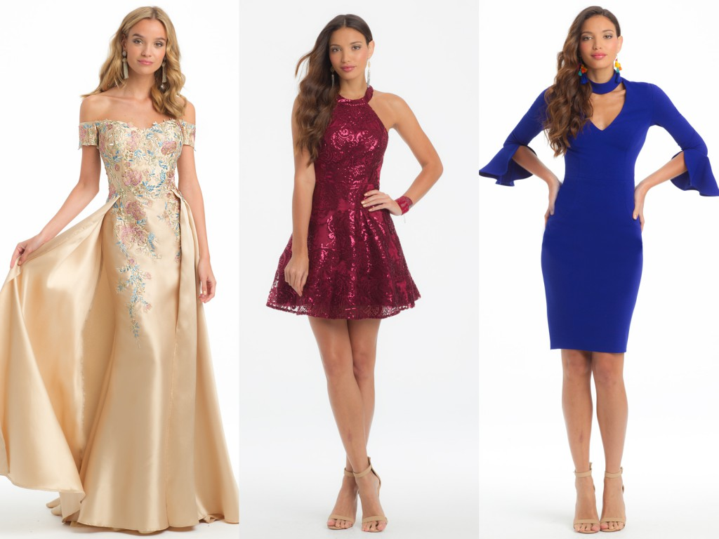 Fall Dresses by Camille La Vie