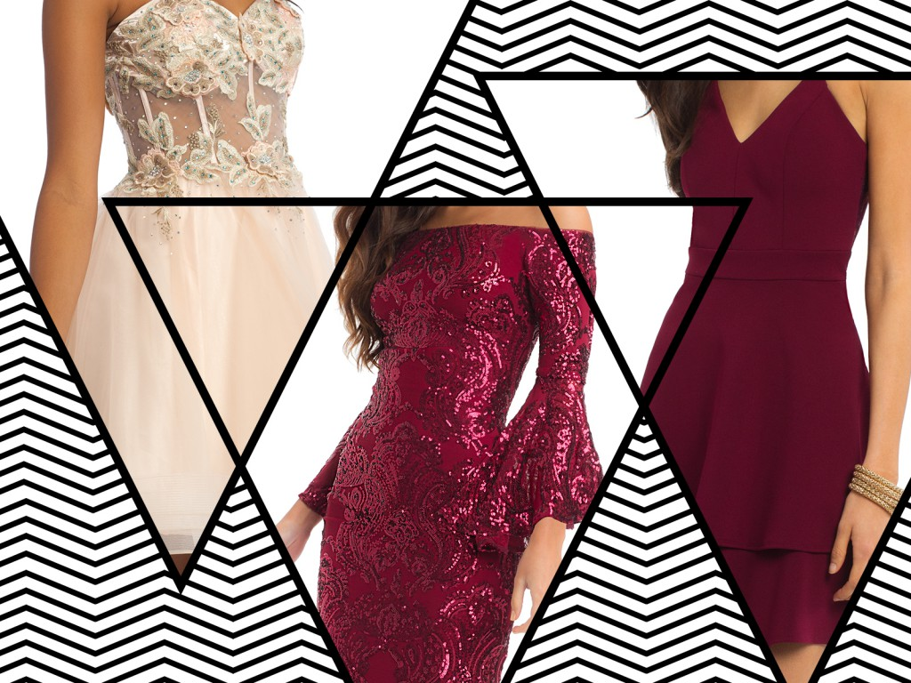 Homecoming Dress Picks from Camille La Vie Buyers