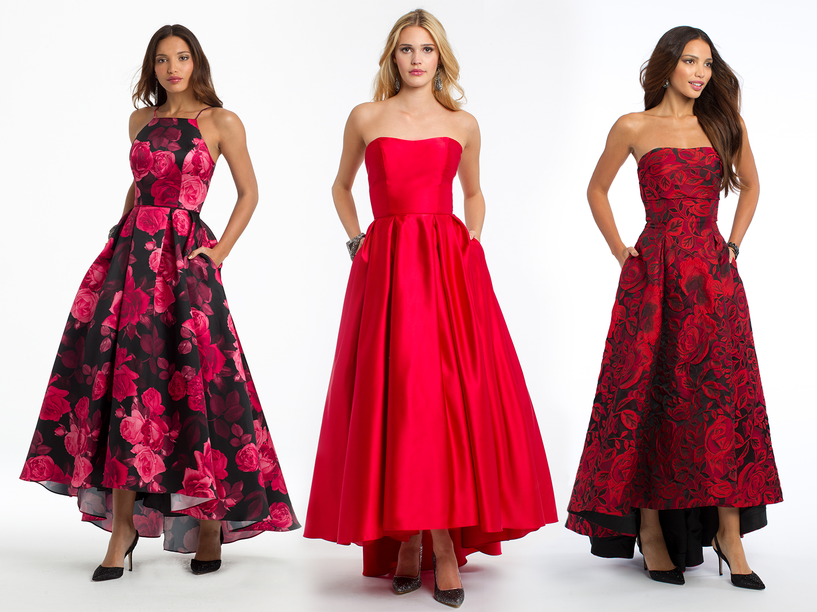 Find A High-Low Dress For Your Next Wedding