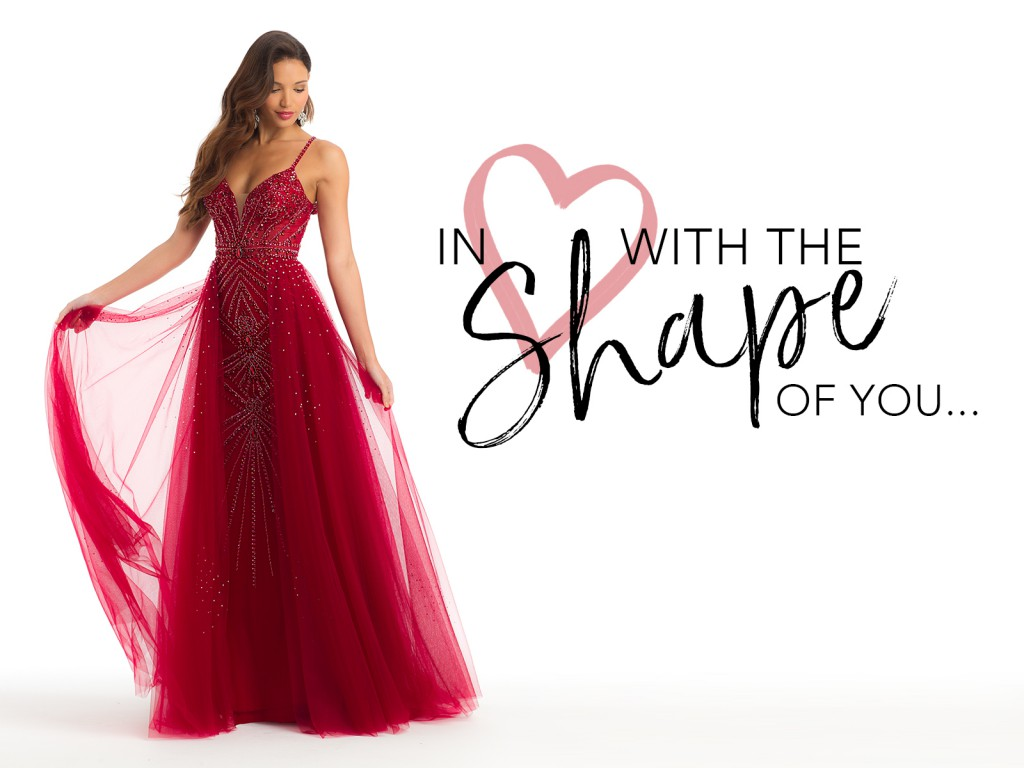 The Dress Silhouette for Your Body Type