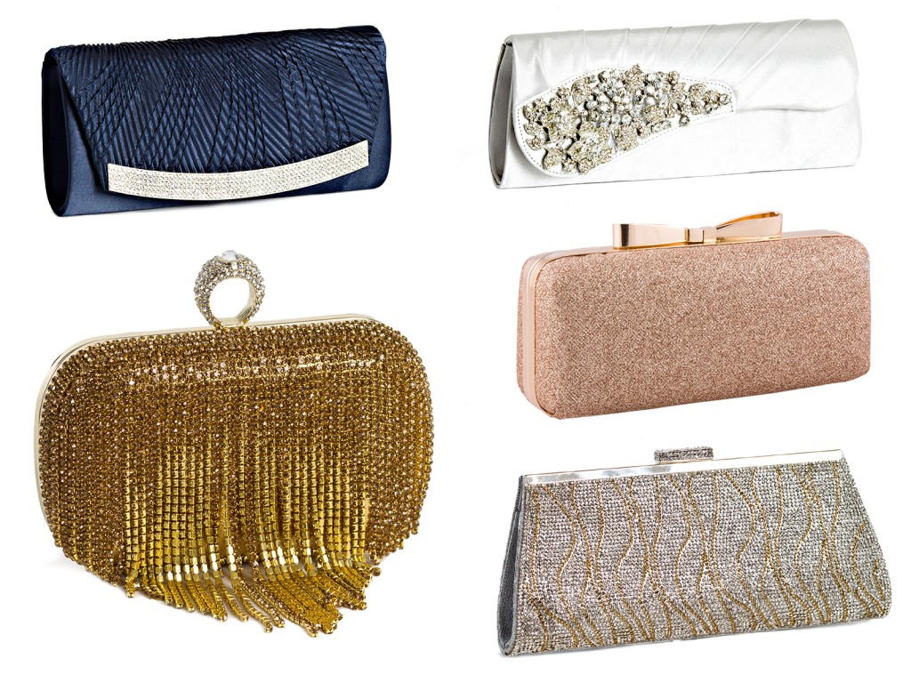 Holiday Clutches by Camille La Vie