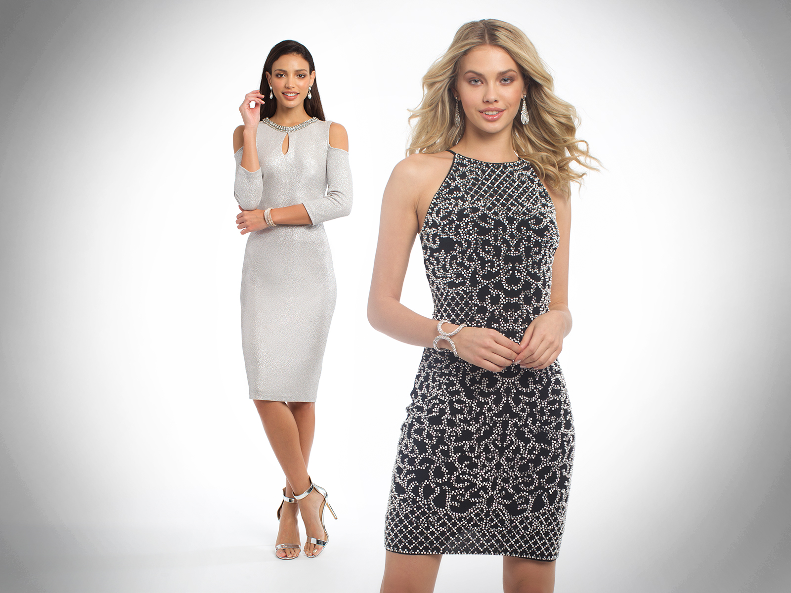 Holiday Dresses by Camille La Vie
