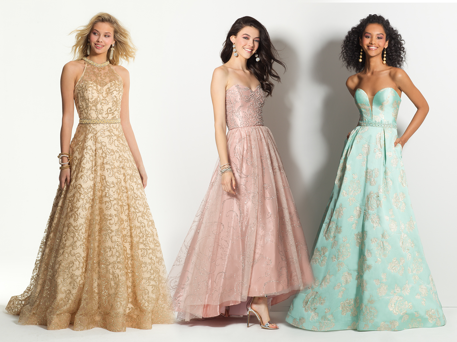 Prom Dresses by Camille La Vie