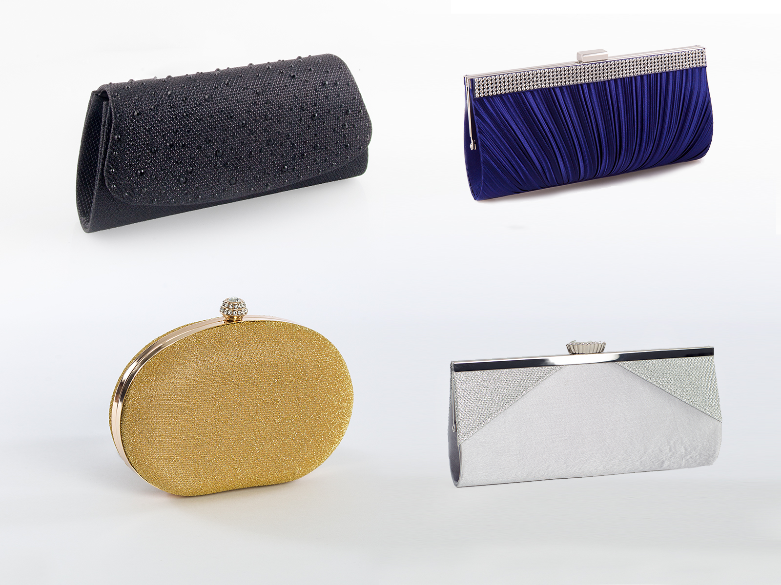 Prom Clutches by Camille La Vie