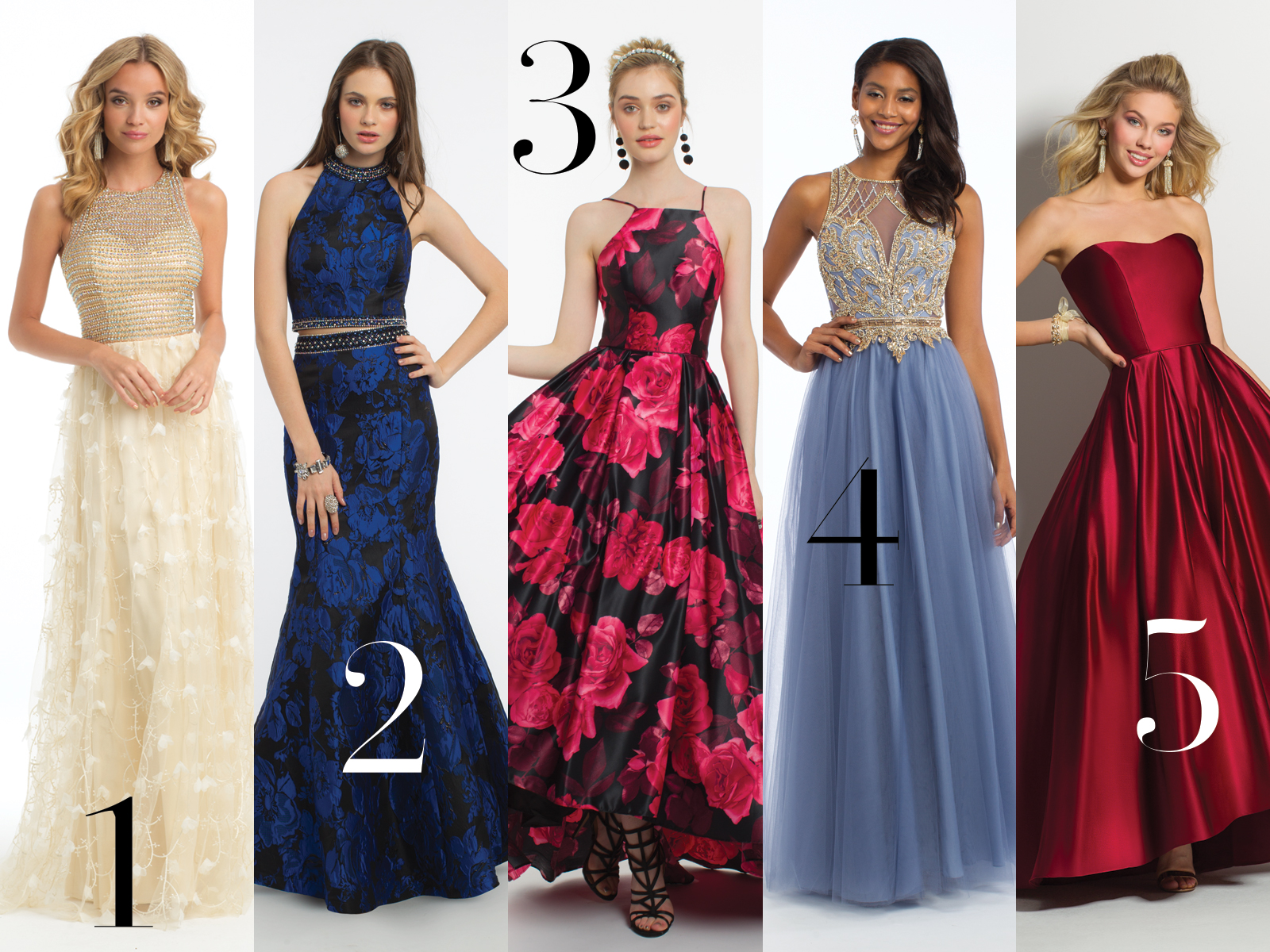 Brooklyn And Baileys Prom Dress Picks Camille La Vie