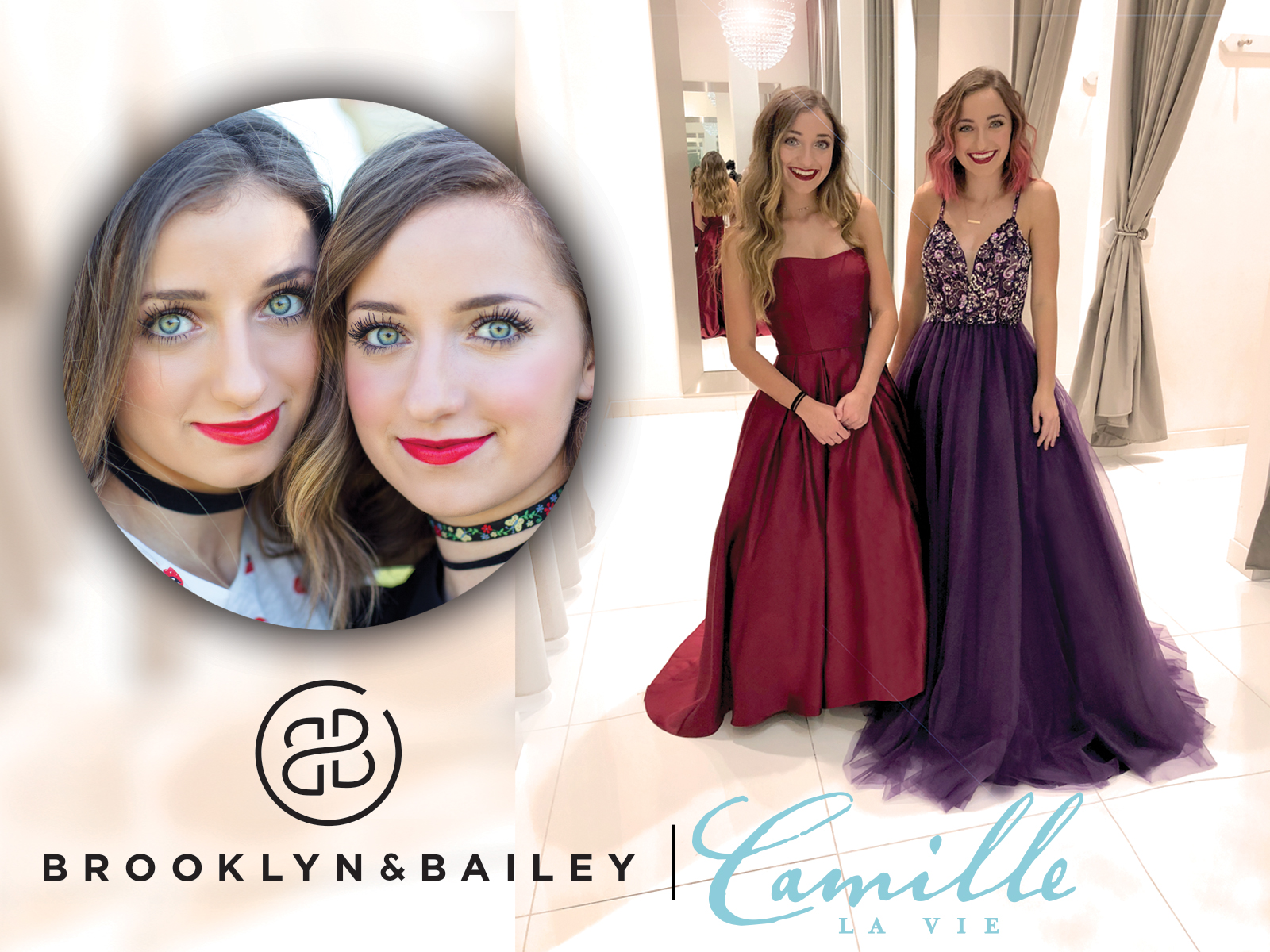 Brooklyn and Bailey Take Over Camille La Vie