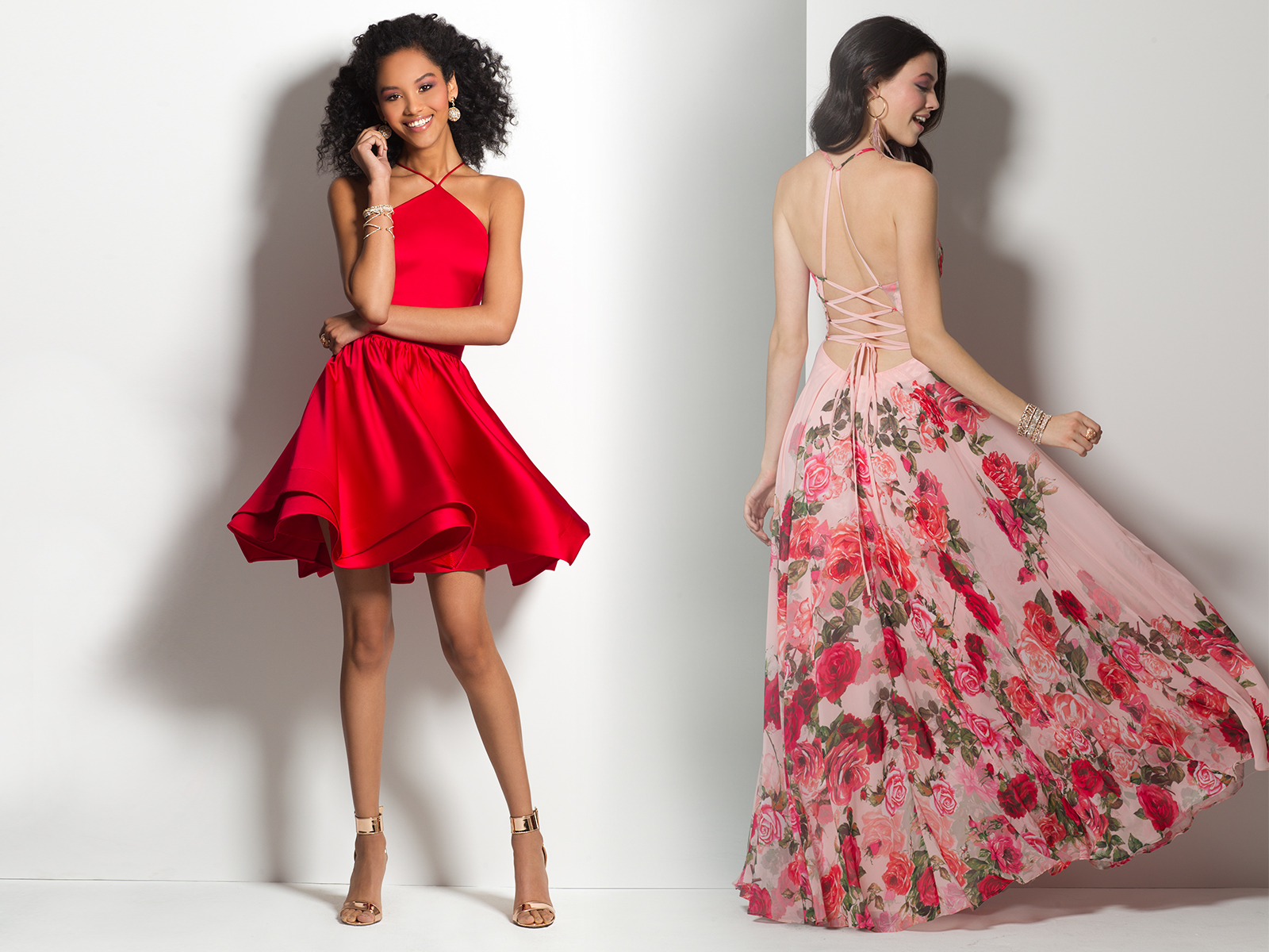 Valentine's Day Dresses by Camille La Vie