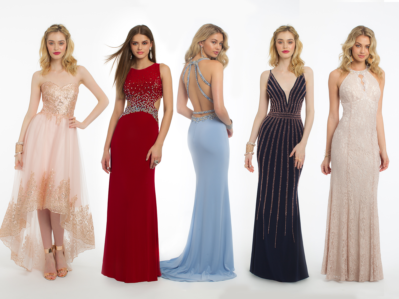 $300 and Under Prom Dresses | Camille La Vie