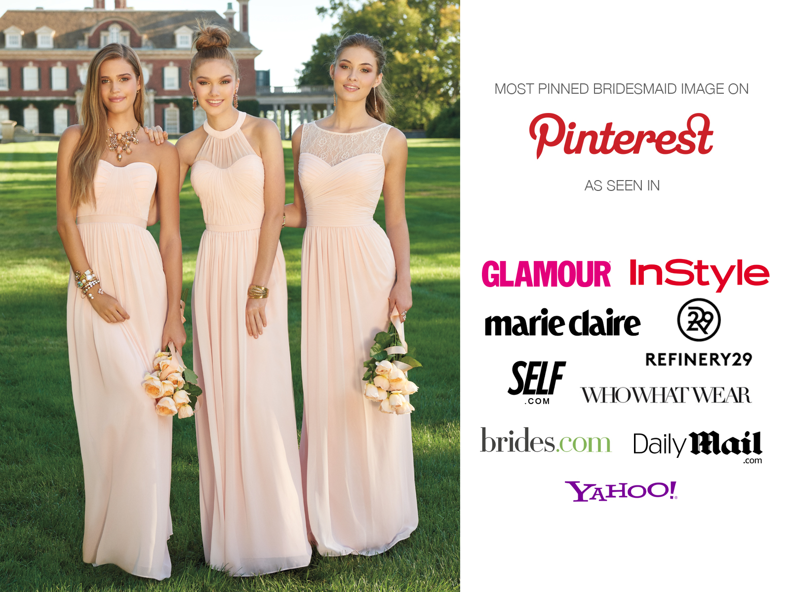 Most Pinned Bridesmaid Dress n Pinterest