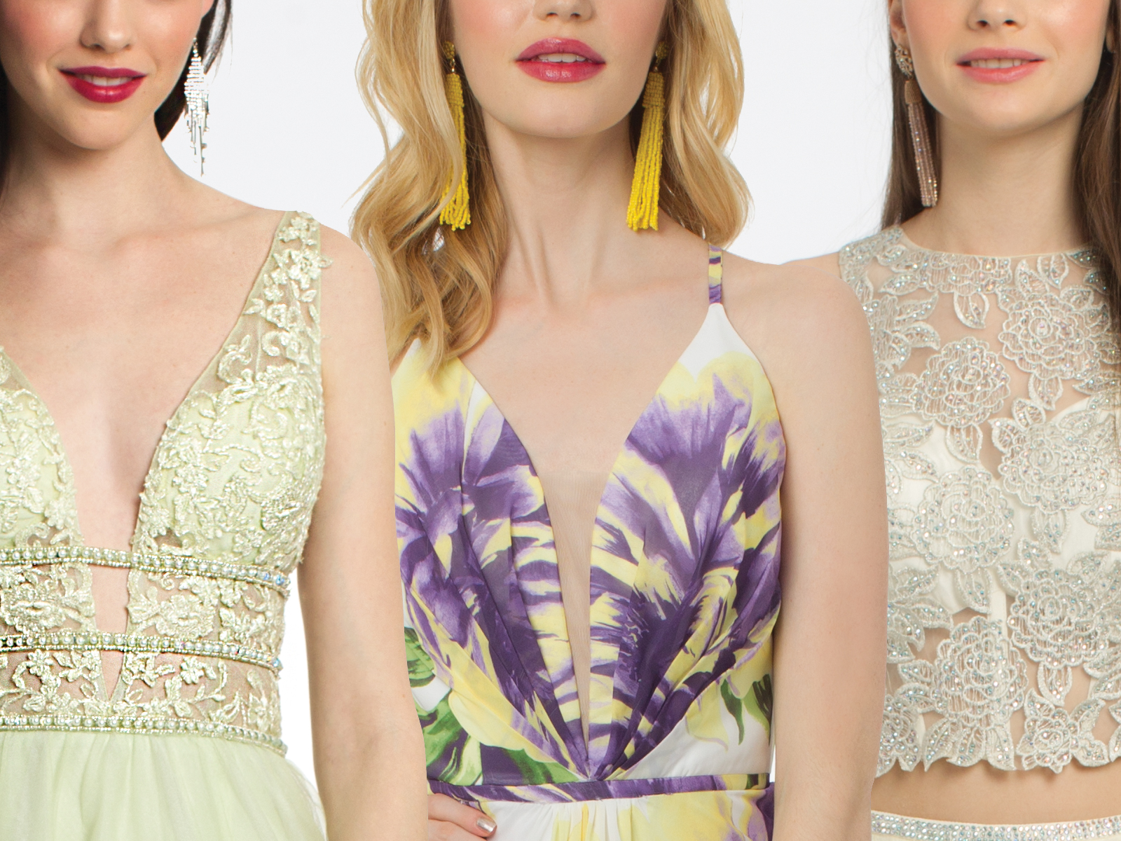 Match Your Besties at Prom | Camille La Vie