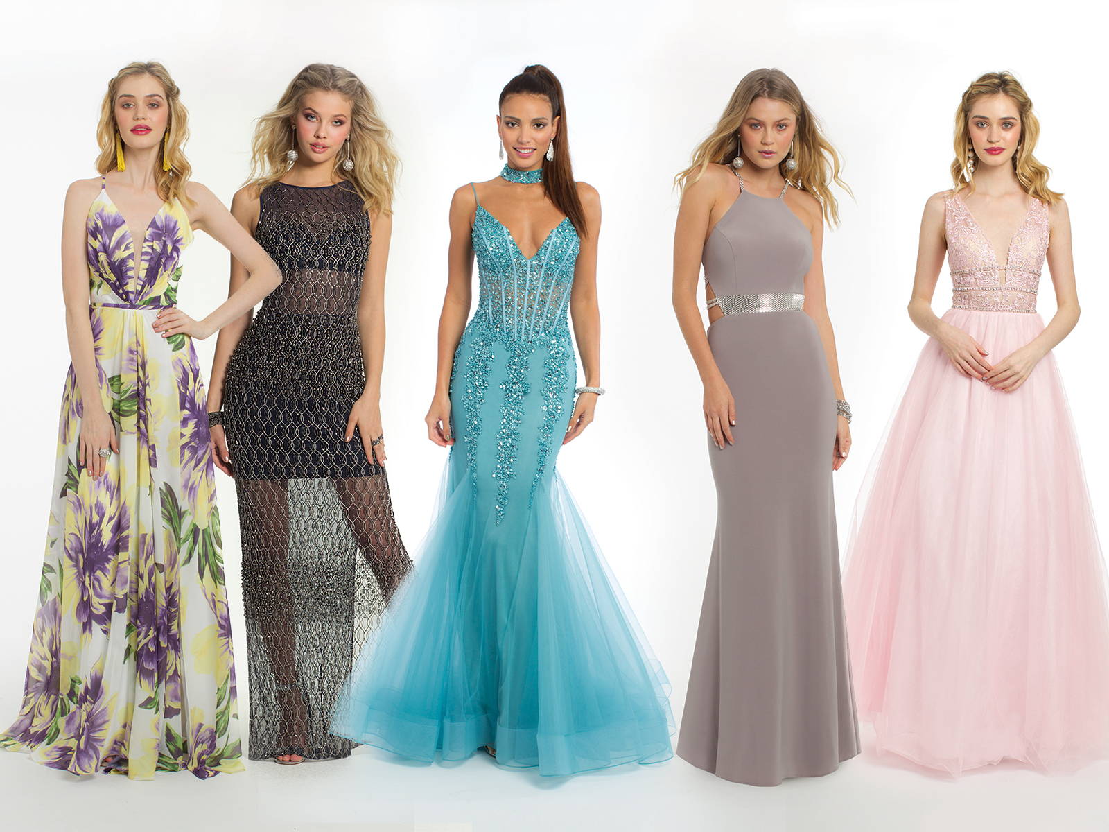 Prom Dresses for 5 Types of Style | Camille La Vie