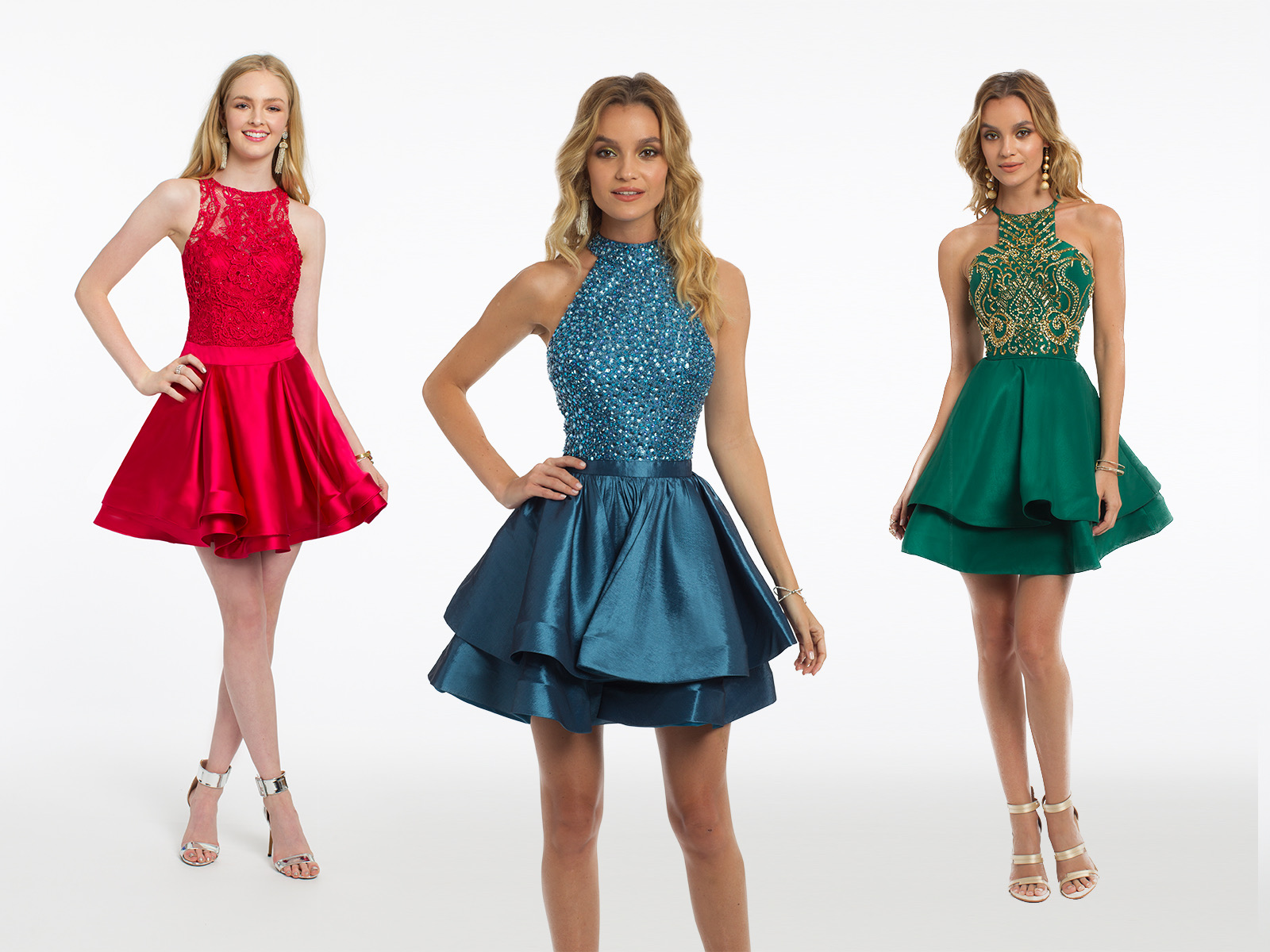 Carnival Theme Homecoming Dresses