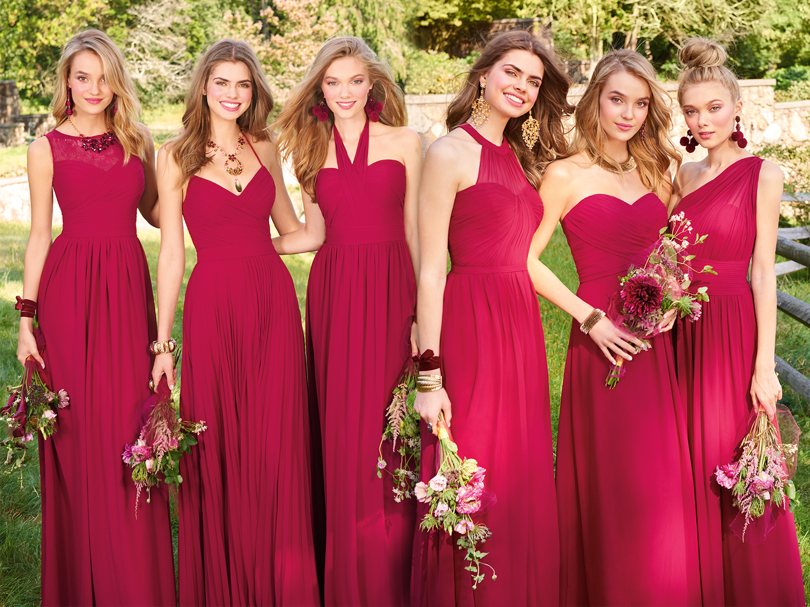 1e2da8ff73f3 Our Top 4 Fall Bridesmaid Dress Colors | Camille La Vie