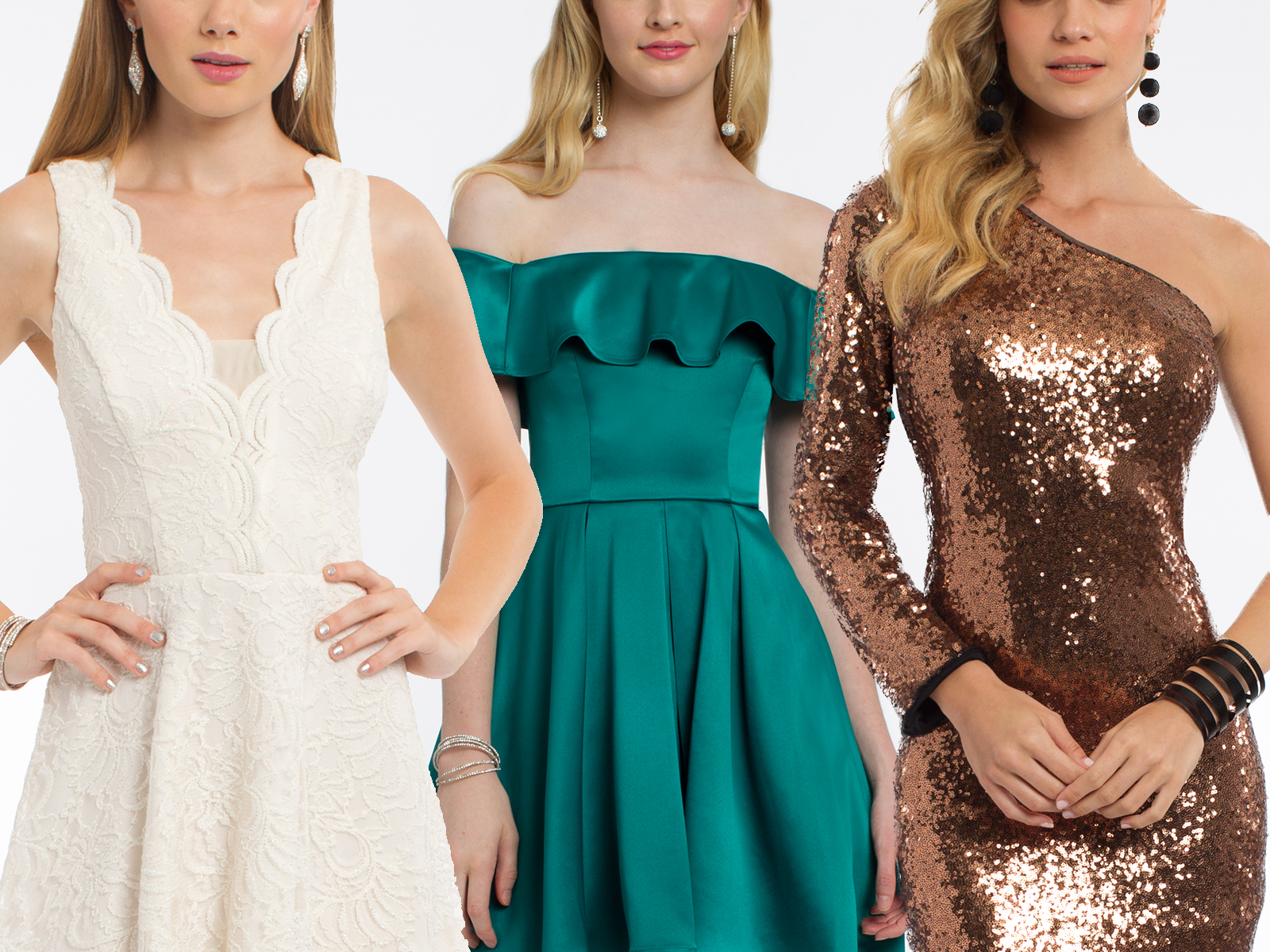 Homecoming Dresses by Camille La Vie