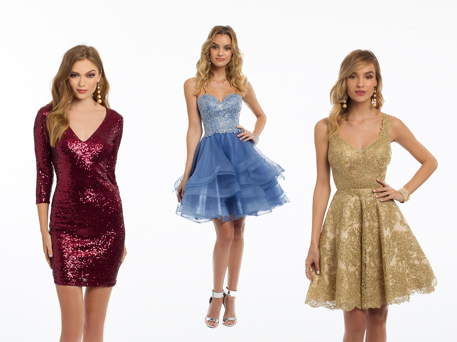 Wizard of Oz Theme Homecoming Dresses