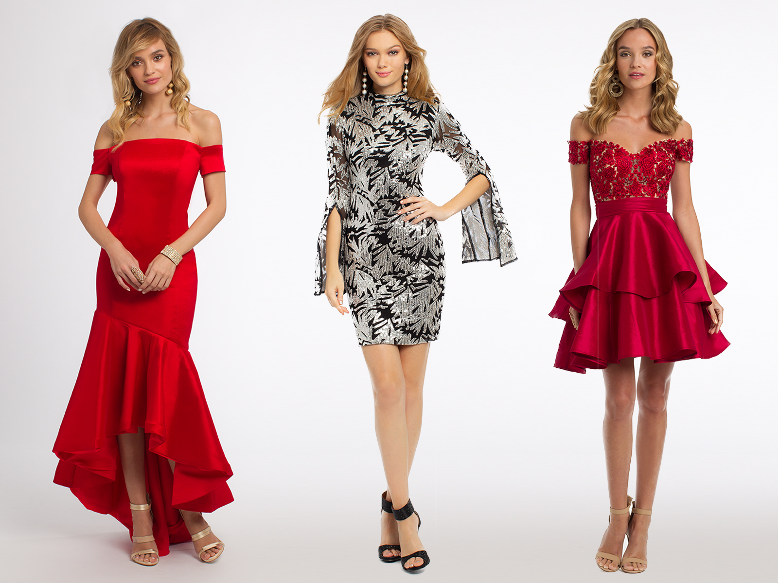Cocktail Dresses by Camille La Vie