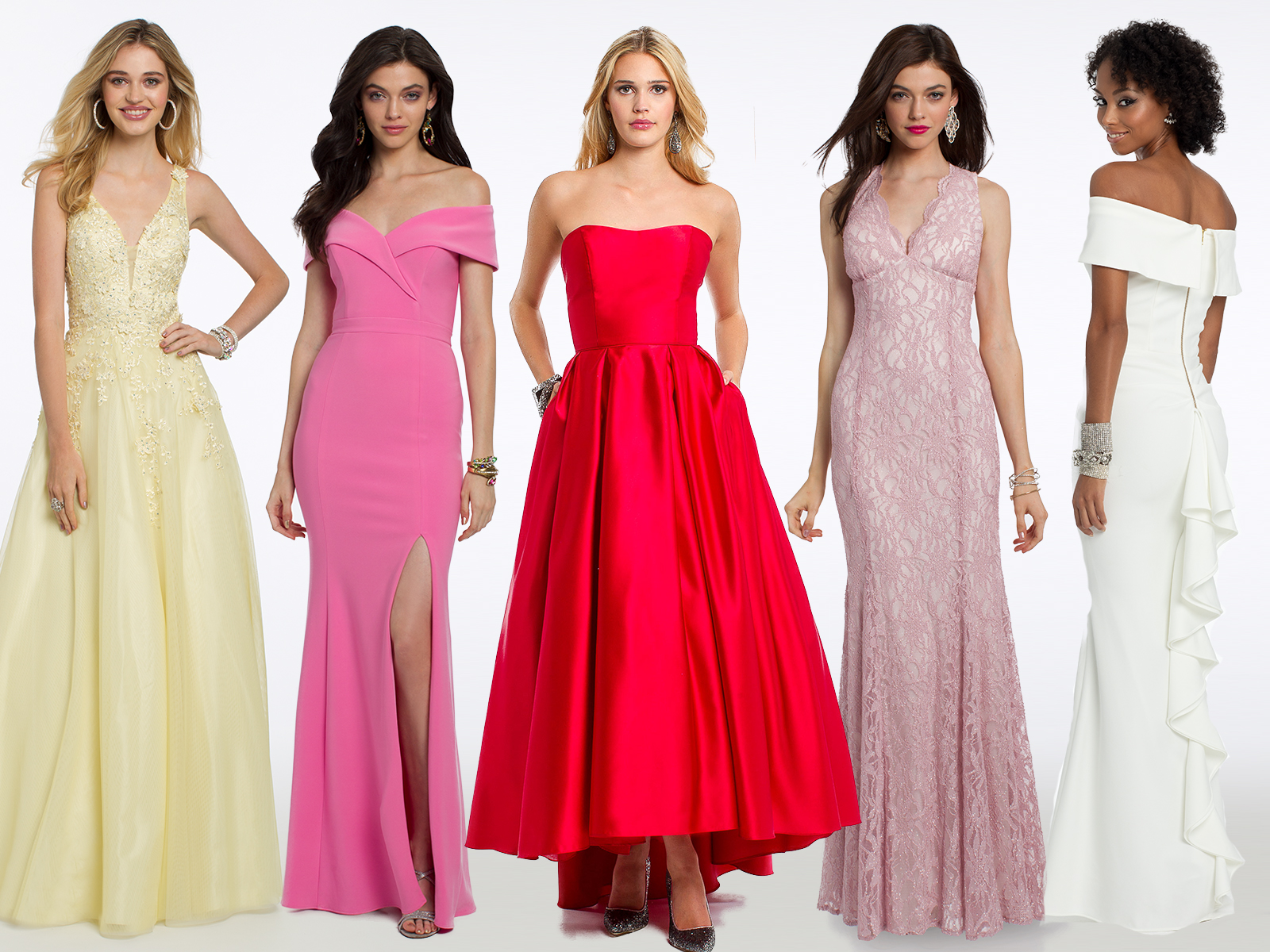 Best Selling Prom Dresses by Camille La Vie