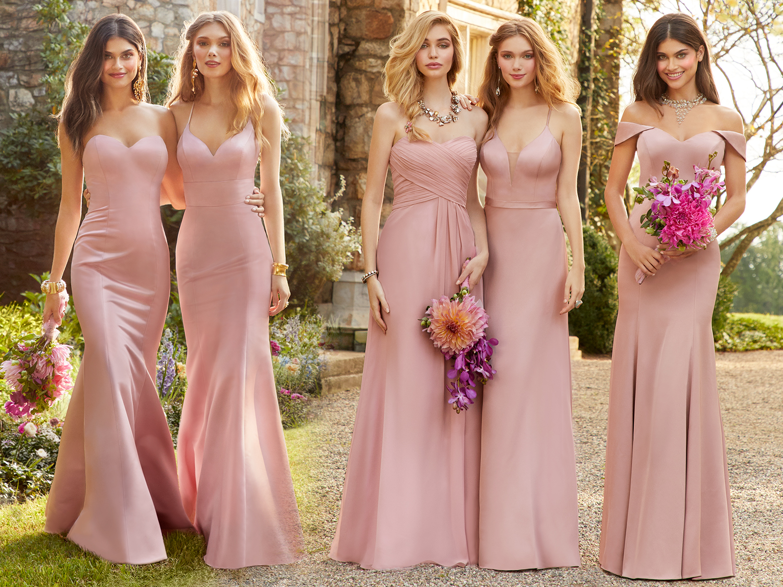 quality great variety models exceptional range of colors NEW Bridesmaid Dresses by Camille La Vie | Camille La Vie